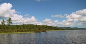 Озеро Таглей