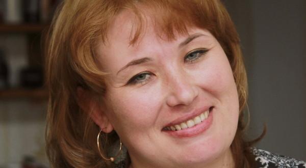 Мама чемпионки Анна Воронцова