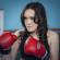 Людмила Воронцова – чемпионка Монголии по боксу