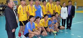 Юношеская сборная Джиды – победитель республиканского первенства по волейболу!