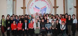 Открытие года Литературы 2015 в Джидинском районе