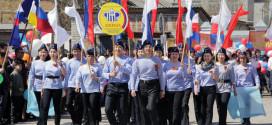 Юбилейный, праздничный День ПОБЕДЫ 2015.