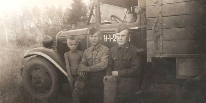 Плюснин Иван Яковлевич – Дорогами войны…..