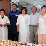 Представители-Петропавловского-мясокомбината-во-главе-со-своим-руководителем-Хандуевым-В.С