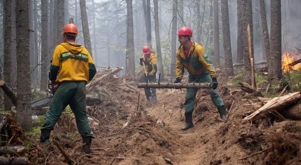 В Бурятии локализованы все лесные пожары