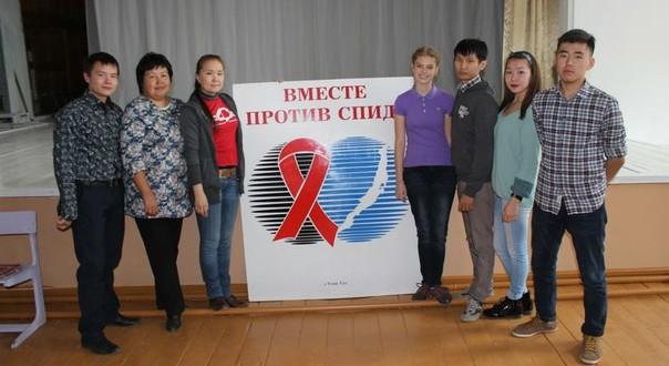 """""""Театр против СПИДа и наркотиков"""" состоялся ….."""