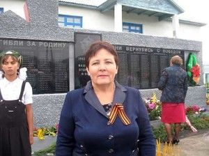 Галина Сухарева