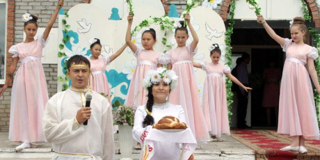 Праздник семьи, любви и верности 2017 (фоторепортаж).