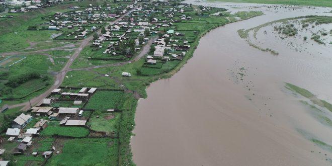 Наводнение: результаты и цифры от 31 июля 2019 г. по Джидинскому району.