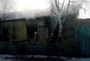 Пожар в квартире унёс жизнь ребёнка…