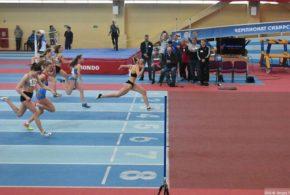 Кристина Дементьева – 2 место.