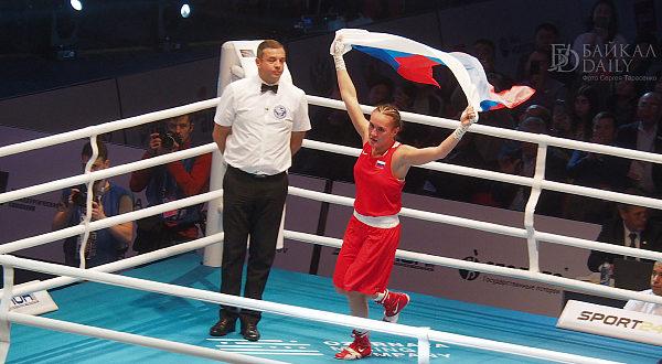 Лучший спортсмен Бурятии – Людмила Воронцова.