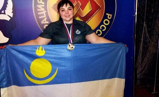 Валентина Федосеева – Чемпион России!