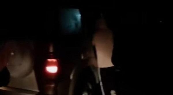 Ночью из села Шартыкей вывезли женщин и детей.