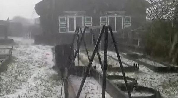 Для пострадавших от града и подтоплений жителей Бурятии выделили 15 млн.