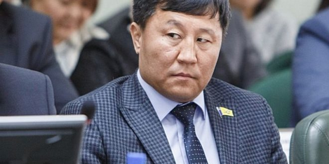 Избран новый глава Джидинского района.